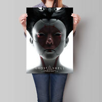 Ghost in the Shell Poster Geisha 16.6 x 23.4 in (A2)