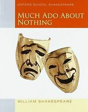 Much Ado About Nothing (Oxford School Shakespeare) by... | Book | condition good