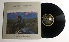 LAWRENCE HAMMOND Coyote's Dream LP Takoma Rec C-1047 US 1976 VG++ 3F