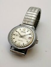 Vintage 1970's Orion Calendar Men's Watch~ Running Great !!!