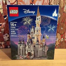 NEW Lego 71040 Disney World Cinderella Castle Set MISB Sealed IN-HAND VERY RARE