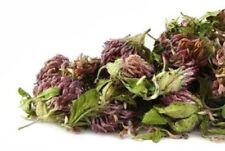 Bulk Herbs-Red Clover Leaf & Flower C/S- Organic-USA 1 LB