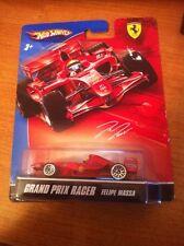 HOT WHEELS FERRARI formula series F1 2007 GRAND PRIX RACER FELIPE MASSA NEW RARE