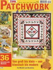 Lena Spezial Patchwork & Applikationen L 594 Von groß bis klein Von klassisch bi