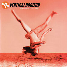 VERTICAL HORIZON - EVERYTHING YOU WANT - CD, 1999