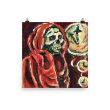 Masque of the Red Death Poster