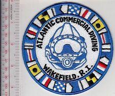 SCUBA Hard Hat Diving Rhode Island Atlantic Commercial Diving Wakefield, RI