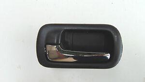 HONDA CIVIC 2003 PASSENGER SIDE REAR INNER INTERIOR  DOOR HANDLE WHITE N/S/R