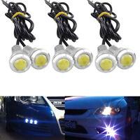 6x 9W LED Eagle Eye Beleuchtung Lampen Rückfahrscheinwerfer Tagfahrlicht Weiß