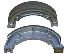 Yamaha XC125 Beluga front brake shoes (1992-1995) 130mm x 28mm, read listing