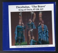 ART GIRONA H-35 - DECEBALUS, THE BRAVE KING OF DACIA 87-106 AD - 54mm METAL KIT