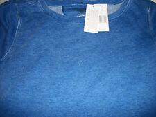 Calvin Klein Women's Shirt Top Blouse   Size  L OCEAN BLUE