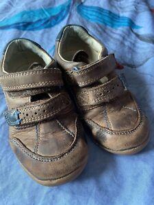Clarks Boys Shoes Infant Size 7H