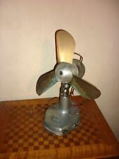 Lot 2 Ancien Ventilateur Ercole MARELLI Milano Ventilateur pour déco