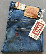 Herren Jeans LEVIS LEVI´S Vintage Clothing 1967 505 Big E Selvedge W30 L32