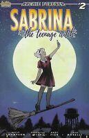 Buscema Cover B Sabrina The Teenage Witch #1 Comic Book