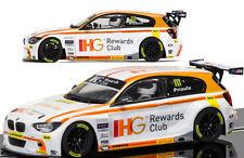 Scalextric BTCC BMW 125 European Touring Car Champion Slot Car 1/32 C3784