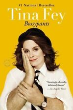 Bossypants by Tina Fey (2012, Trade Paperback)