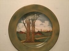 "Vintage Royal Dalton 10-1/2"" Ceramic Plate"