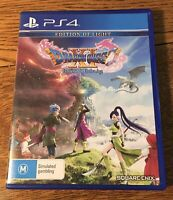 Dragon Quest XI Echoes of an Elusive Age - Edition Of Light - For PS4 or PS5