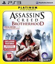 ️ Ubisoft Assassin's Creed Brotherhood Platinum Playstation 3 English Video GA