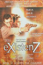 Sci-Fi/Fantasy 1990s Original UK Mini Film Posters
