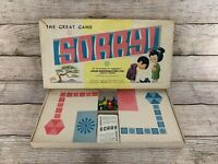 Rare Vintage 1963 Sorry Board Game By John Waddington's Only Missing The Rules