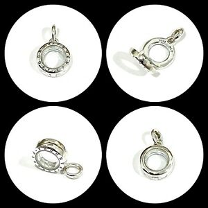 Genuine Pandora Sterling Silver Small Locket Charm