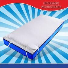 matratzen topper mit viscoschaum ebay. Black Bedroom Furniture Sets. Home Design Ideas