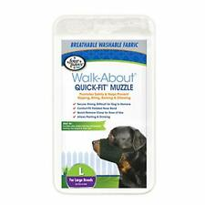 Four Paws Quick Fit Dog Muzzle 4-Large