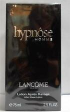 Hypnose Homme by Lancome Paris for Men After Shave Lotion 2.5 oz 75 ml New