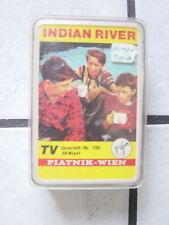 Indian River- Quartettspiel von Piatnik. sehr schöner zustand
