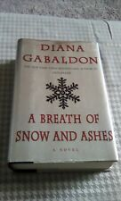 A BREATH OF SNOW AND ASHES---DIANA GABALDON---hc/dj---1st1st2005---DOUBLEDAY CAN