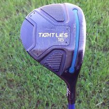 Adams Golf Tight Lies 3 Wood 16 Degree Stiff Flex Kuro Kage Rayon Shaft!