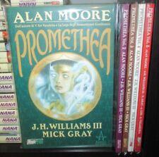 PROMETHEA 1/5 collezione COMPLETA IMBUST MAGIC PRESS scalped sandman preacher