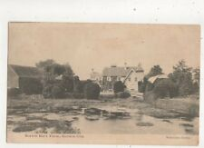 Norton Bury Farm Garden City Hertfordshire 1914 Postcard 554b