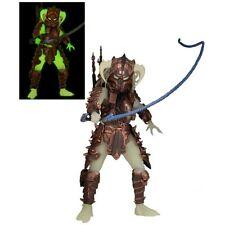 "NECA Predator Scale Series 16 Stalker Glow in The Dark Action Figure 7"""