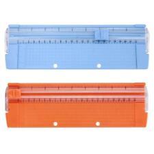 Portable A4/A5 Precision Paper Card Trimmer Cutter Cutting Mat Blade Office Kit