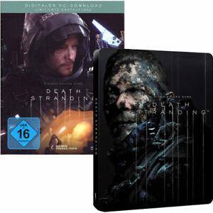 Death Stranding - Deluxe Edition PC Steelbook & Steam-Download EU Deutsch USK16