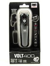 CATEYE Volt 400 Rechargeable Bike Light with Helmet Mount