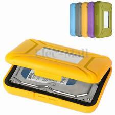 "3.5"" SATA IDE HDD Hard Drive Disk Storage Enclosure Case Box Organizer Protector"