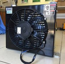 BRAND NEW HYDRAULIC OIL COOLER 100L/min DC24V (AH-1012T)