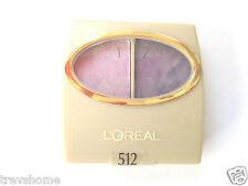 L'Oreal Paris Infinite Wear Duo Eye Shadow Spring Violet (512)