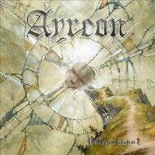 AYREON (ARJEN ANTHONY LUCASSEN) - THE HUMAN EQUATION NEW CD