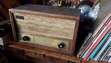 Zenith C730R Tube Amp AM/FM Radio Working