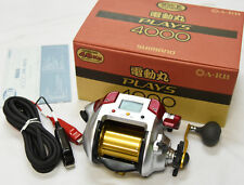 Shimano Dendou-maru 4000 PLAYS  Big GAME Electric Reel From Japan