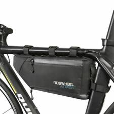 ROSWHEEL ATTACK Series 121371 Waterproof Bag Top Front Frame Tube e-Bag F9K8