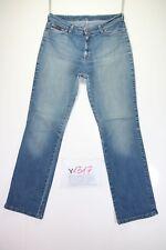 Wrangler Reg Body Bootcut (Cod. Y1317) tg47 W33 L32 jeans Donna Usato Zampa