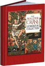 WALTER CRANE STORYBOOK COLLECTION ~ EDMUND EVANS SPECTACULAR ILLUS ~ HC ~ NEW