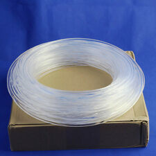Side Glow PMMA Fiber Optic Cable100 meters 4.0mm Fiber wire for Car decoration